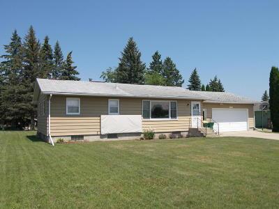 Detroit Lakes Single Family Home For Sale: 1134 St Hwy 34 E