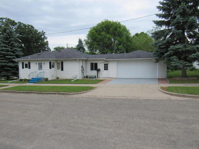Detroit Lakes Single Family Home For Sale: 800 Rossman Ave.