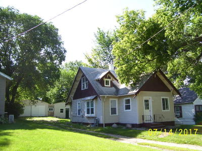 Detroit Lakes Single Family Home For Sale: 1148 W West Ave.