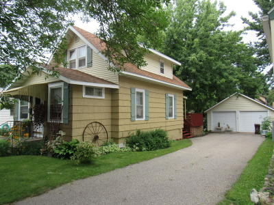 Detroit Lakes Single Family Home For Sale: 508 Front St. W