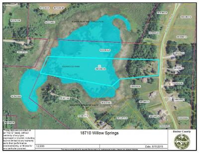 Detroit Lakes Residential Lots & Land For Sale: 18710 Willow Springs