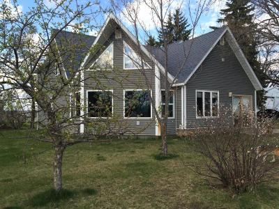Vergas Single Family Home For Sale: 35445 County Highway 36
