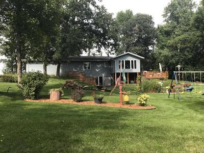 Detroit Lakes Single Family Home For Sale: 1755 Long Lake Rd.
