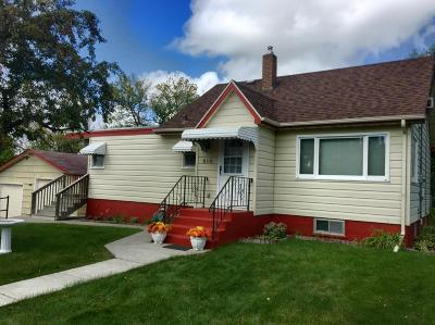 Detroit Lakes Single Family Home For Sale: 810 State St. W