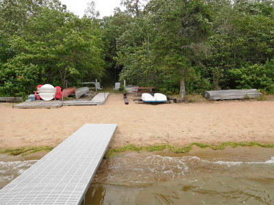 Lake Residential For Sale: 21873 Friendly Bay