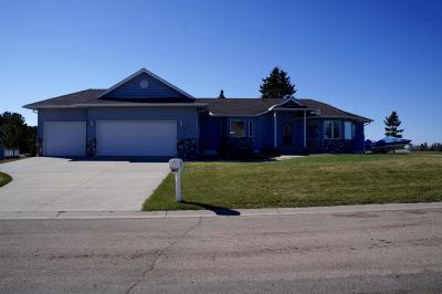 Detroit Lakes Single Family Home For Sale: 671 Lake Forest Cir.