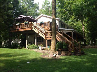 Lake Residential For Sale: 16443 Sugar Island Rd.
