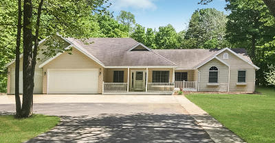 Detroit Lakes Single Family Home For Sale: 14203 E Fox Lake Rd.