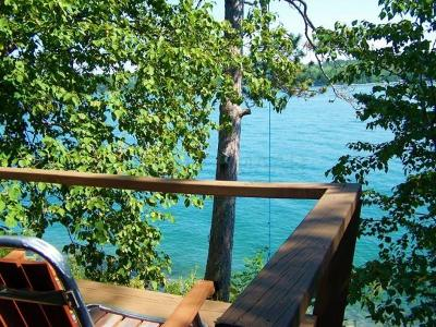 Lake Residential For Sale: 39182 Horseshoe