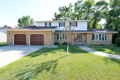 Hawley Single Family Home For Sale: 716 Westgate Cir.