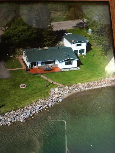 Lake Residential For Sale: 21671 Co. Hwy 32