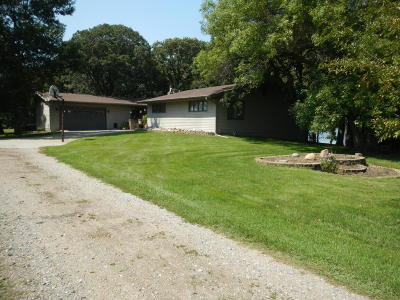 Hawley Single Family Home For Sale: 3593 210 St. N
