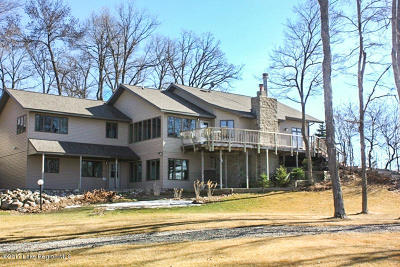 Frazee Single Family Home For Sale: 44850 Spur Road
