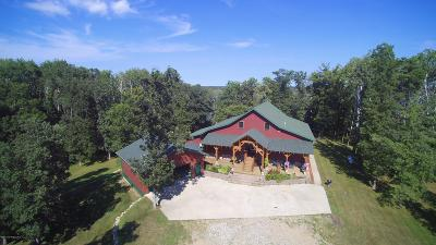 Single Family Home For Sale: 51862 Co. Hwy 51