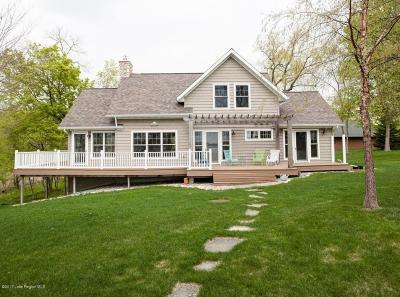 Dent Single Family Home For Sale: 42429 E Big McDonald Drive