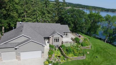 Frazee Single Family Home For Sale: 38446 Teal Ln