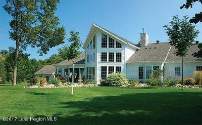 Dent Single Family Home For Sale: 42167 Big McDonald Drive E