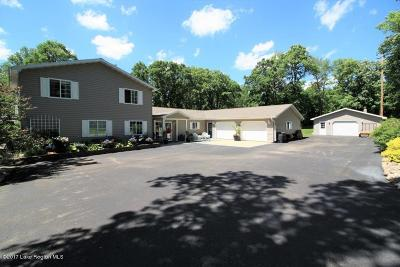 Detroit Lakes Single Family Home For Sale: 15326 Sunset Hills Drive