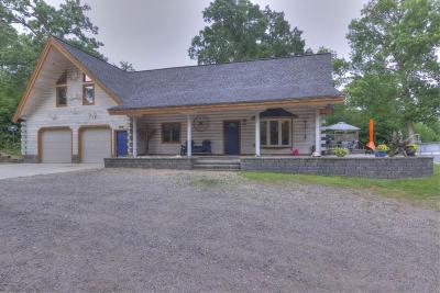Pelican Rapids Single Family Home For Sale: 20304 Appaloosa Road