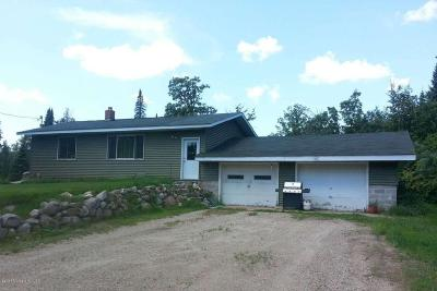 Frazee Single Family Home For Sale: 33555 Peace River Ranch Road