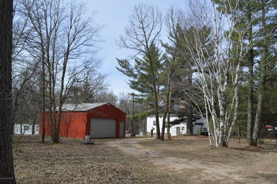 Waubun Single Family Home For Sale: 2647 Snider Lake Road