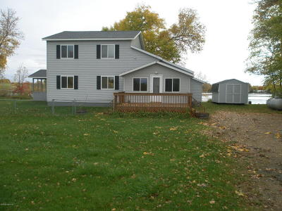 Lake Park Single Family Home For Sale: 16504 County Road 6 Road