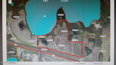 Detroit Lakes Residential Lots & Land For Sale: Wine Lake Road