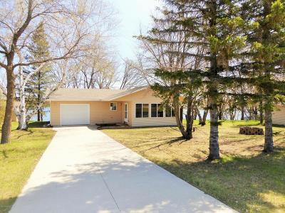 Frazee Single Family Home For Sale: 50604 Wymer Lake Loop