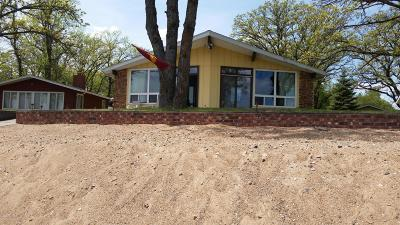 Detroit Lakes Single Family Home For Sale: 51662 Pelican Point Drive
