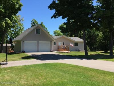 Frazee Single Family Home For Sale: 47324 Delight Drive