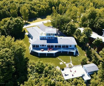Detroit Lakes Single Family Home For Sale: 49855 Fish Lake Road