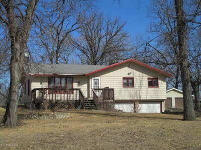 Pelican Rapids Single Family Home For Sale: 2107 Bur Oak Hills Loop