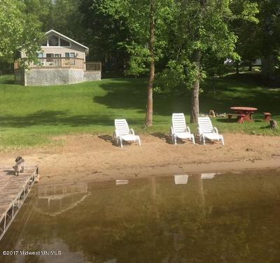 Lake Park Single Family Home For Sale: 15056 Summer Island Road