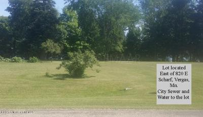 Vergas Residential Lots & Land For Sale: 820 E Scharf Avenue