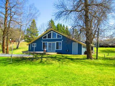 Frazee Single Family Home For Sale: 30886 Eagle Lake Road #6