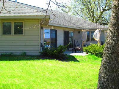 Frazee Single Family Home For Sale: 30886 Eagle Lake Road #5