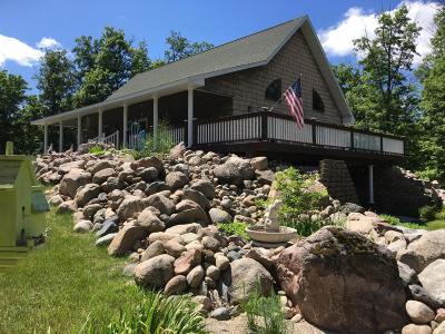 Detroit Lakes Single Family Home For Sale: 27720 Sandra K Road