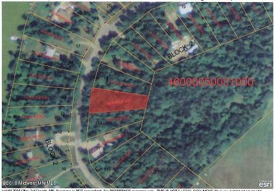 Ottertail Residential Lots & Land For Sale: Lot 13 Sugar Maple Drive