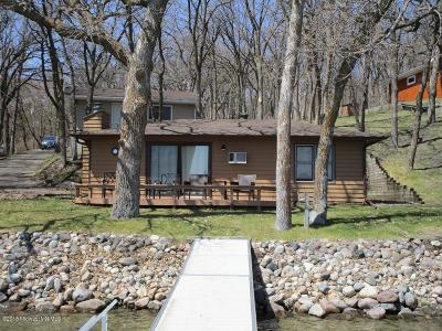 Pelican Rapids Single Family Home For Sale: 50300 Anderson Beach Road