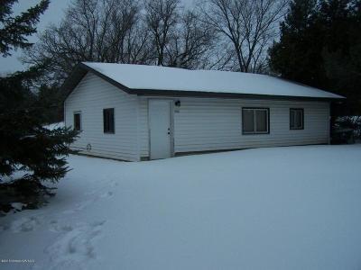 Frazee Single Family Home For Sale: 402 Juniper Avenue E