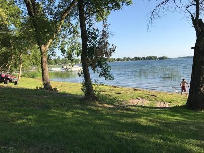 Pelican Rapids Residential Lots & Land For Sale: Lake&Back East Lake Lizzie Lane