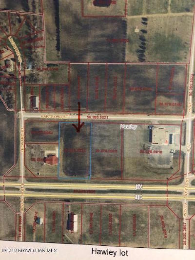 Hawley Residential Lots & Land For Sale: 1565 Hartford Street