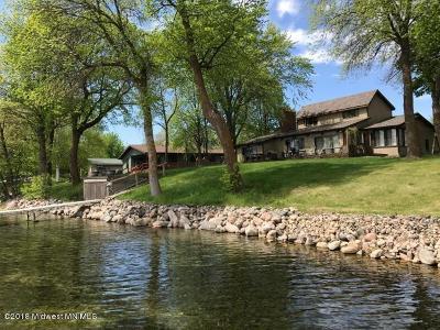Pelican Rapids Single Family Home For Sale: 23592 Ed Lynn Beach Lane