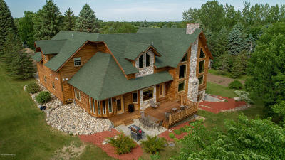 Single Family Home For Sale: 29537 Rostad Rd