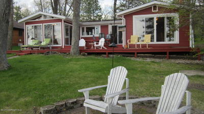 Detroit Lakes Single Family Home For Sale: 23236 Gosslee Lane