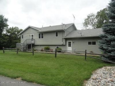 Lake Park Single Family Home For Sale: 15360 E Summer Island Road