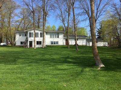 Detroit Lakes Single Family Home For Sale: 2537 N Long Lake Road
