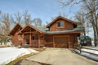 Detroit Lakes Single Family Home For Sale: 2332 Cherry Hill Drive