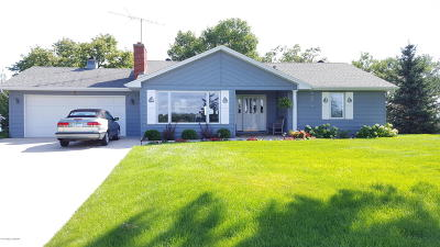 Single Family Home For Sale: 50574 County Hwy 9