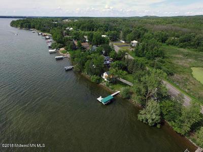 Detroit Lakes Single Family Home For Sale: 1812 E Shore Drive